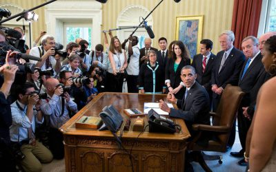 Obamacare for News Reporting: Will Government Censors Be Placed in America's Newsrooms?