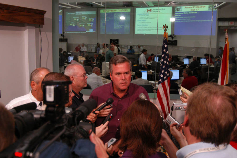 """Jeb Bush Shows Why Republicans Are Still """"The Stupid Party"""""""