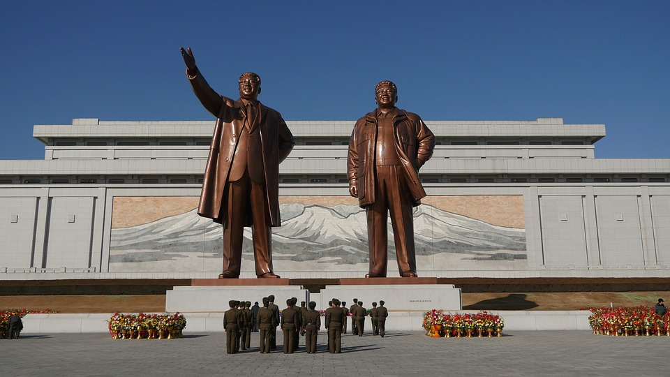 """Diplomacy"" Aids North Korea's Nuclear Weapon's Program"