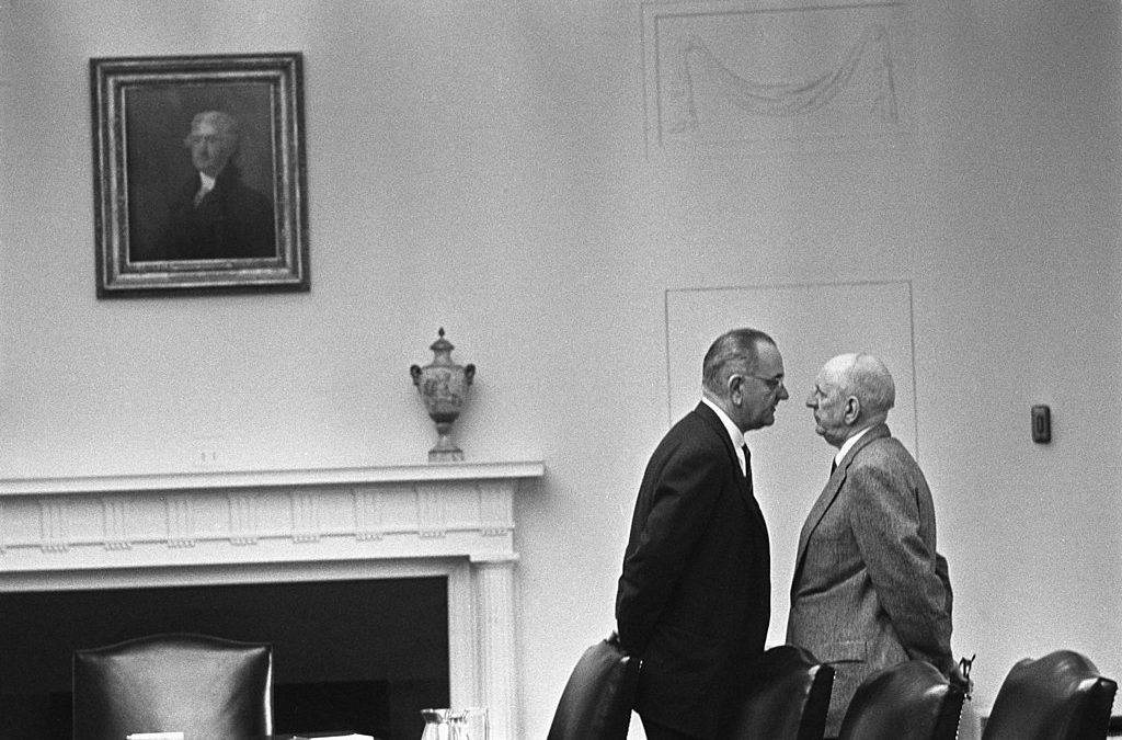 A Not-So Great Society: The Legacy of Lyndon Johnson