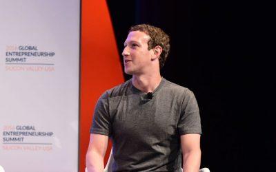 Why Is Facebook's CEO Mark Zuckerberg Groveling?