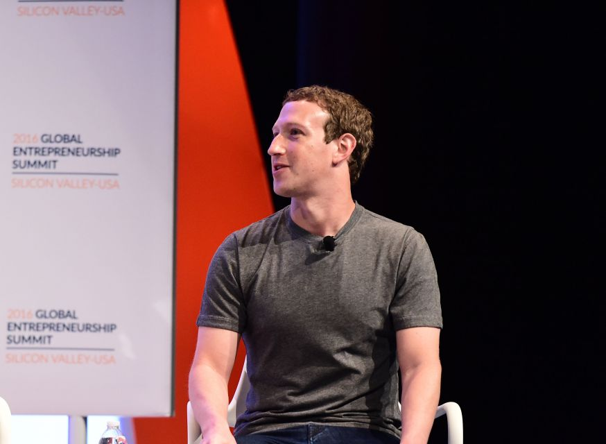 Why Is Facebook's CEO Mark Zuckerberg Groveling?