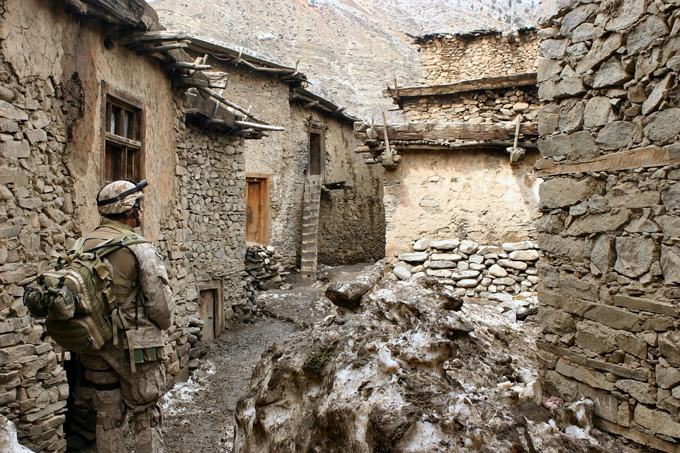 The Lesson of the Afghanistan War: 17 Years Later