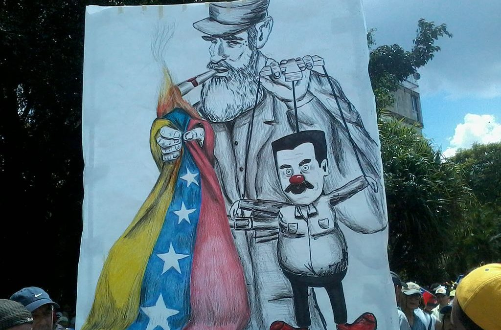 Socialism Worked in Venzuela to Destroy Liberty and Prosperity