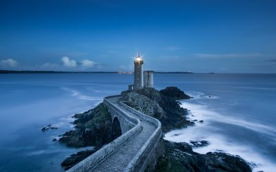 Lighthouses Were Private Until Government Took Them Over