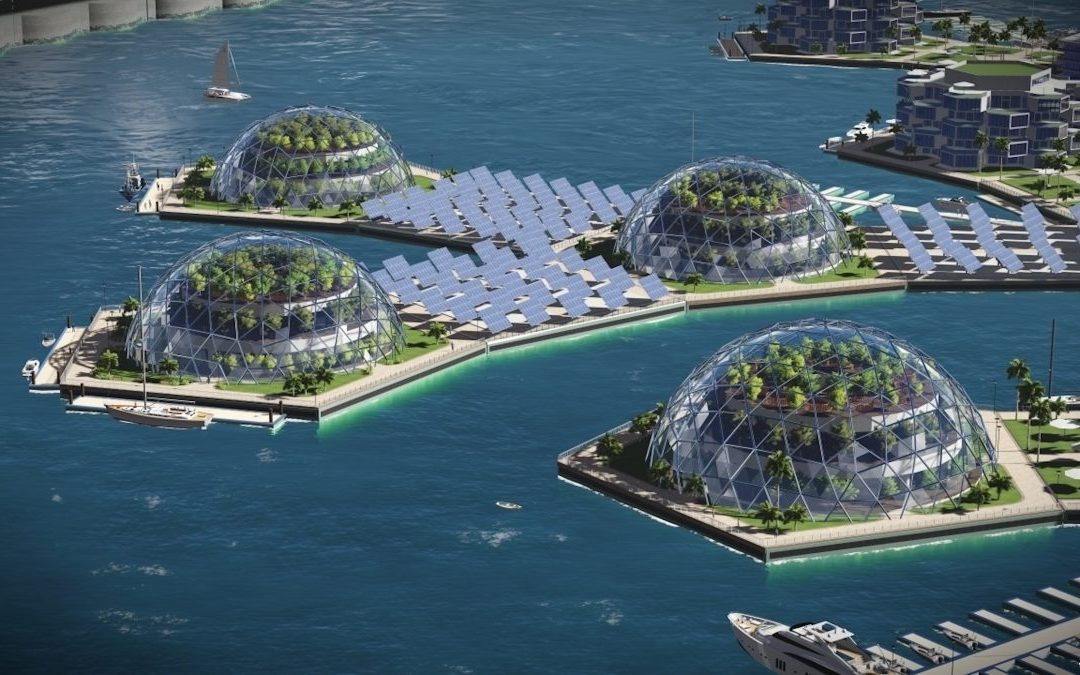 Seasteading New Countries at Sea
