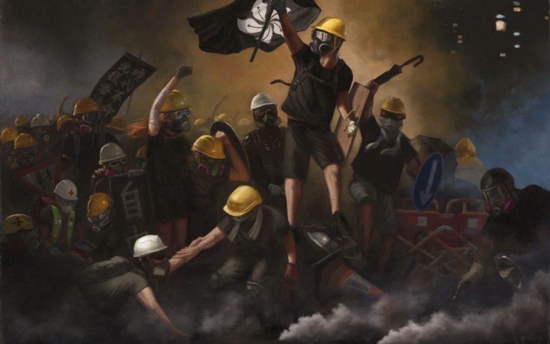 Support Joshua Wong and The Hong Kong Freedom Protests