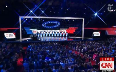 "Democrat Presidential Debate: 10 Tough Questions CNN/ NY Times ""Forgot"" To Ask"