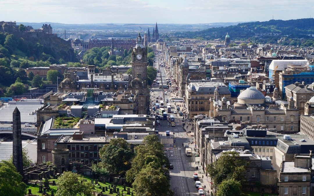 A Financial History of Edinburgh: The Rise and Fall of Scotland's City of Money