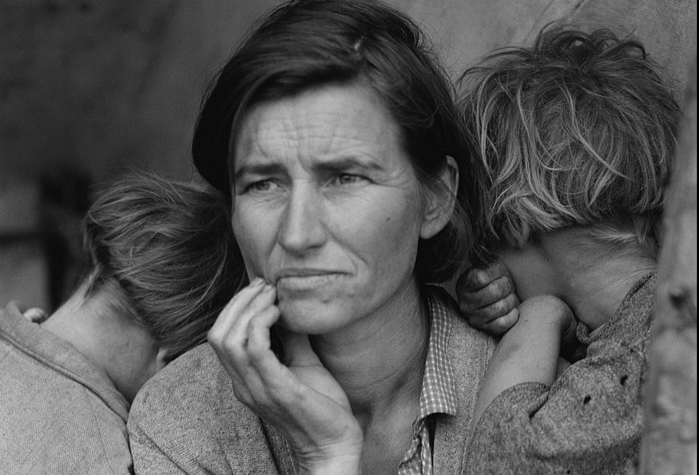 The Four Phases of the Great Depression