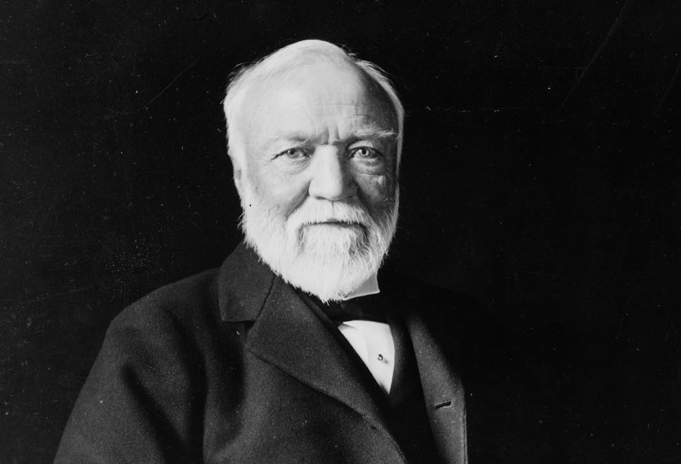 Andrew Carnegie: An Intellectual Capitalist