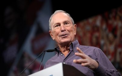 Bloomberg is Wasting His Billions For The Democrat Presidential Nomination