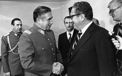 No Devil, No Saint: Chilean General Augusto Pinochet of Chile