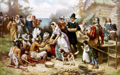 The History of Thanksgiving: Thanks, Property Rights