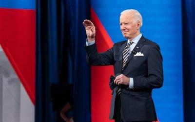 "Biden's $3.5 Trillion ""Make Big Government Even Bigger"" Plan"