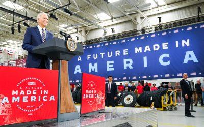 Biden Administration Embraces Trump's Mercantalist Economics