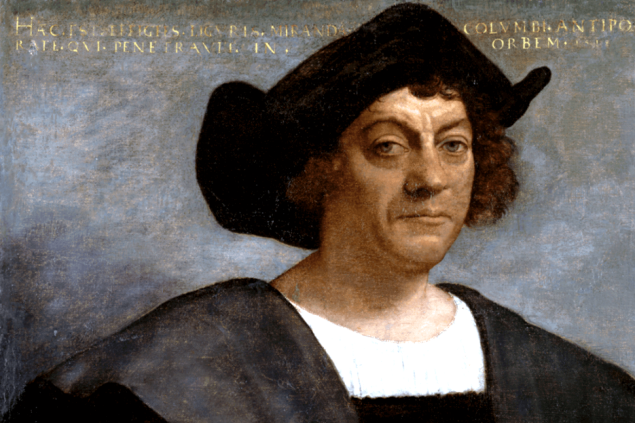Let's Take Back Columbus Day
