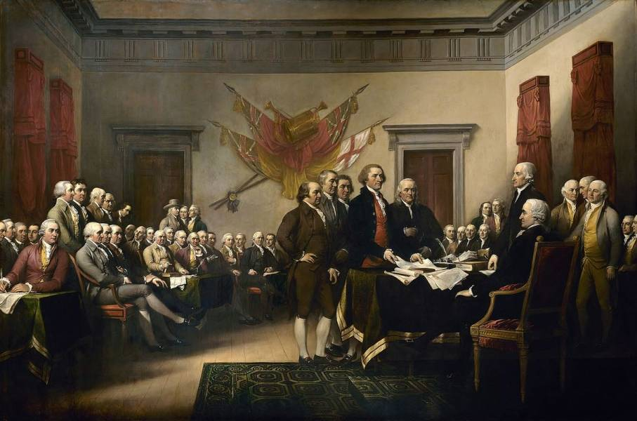 Laissez-Faire Capitalism: A Declaration of Independence from Statism