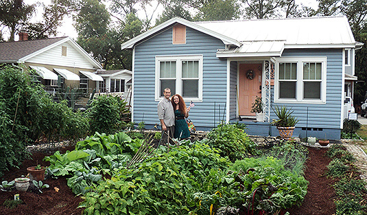 Orlando Couple Threatened with Severe Fines for Front Yard Vegetable Garden
