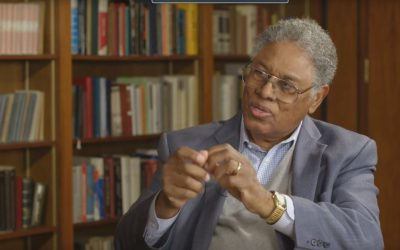 Thomas Sowell: From Marxism To The Free-Market